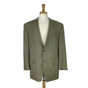 CANALI $1495 Men's Three-Button Blazer